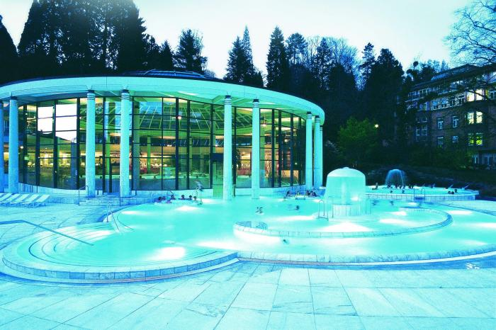 Bad Baden Therme